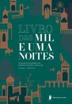 Livro - Livro das mil e uma noites – Volume 1 -