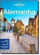 Livro - Lonely Planet Alemanha -
