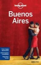 Livro - Lonely Planet Buenos Aires -