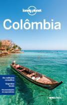 Livro - Lonely Planet Colômbia -