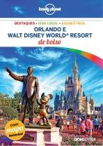 Livro - Lonely Planet Pocket Orlando & Walt Disney Resorts -