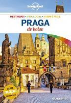 Livro - Lonely Planet Praga de bolso -