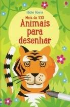 Livro - Mais de 100 animais para desenhar -
