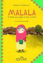 Livro - Malala, a menina que queria ir para a escola -