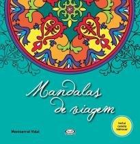 Livro - Mandalas de viagem -
