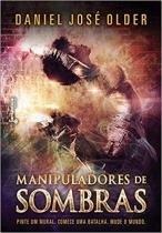 Livro - Manipuladores de sombras -