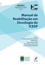 Livro - Manual de Reabilitação em Oncologia do ICESP - Brito - Manole