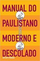 Livro - Manual do paulistano moderno e descolado -