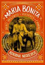 Livro - Maria Bonita - Sexo, violência e mulheres no cangaço