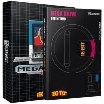 Livro Mega Drive Definitivo - WarpZone