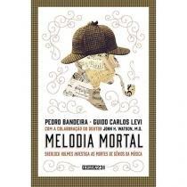 Livro - Melodia mortal -
