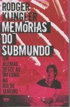 Livro - Memórias do submundo -