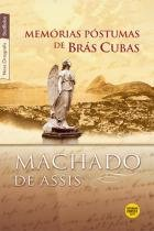 Livro - Memórias póstumas de Brás Cubas (edição de bolso) -