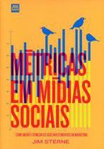 Livro - Métricas em mídias sociais -