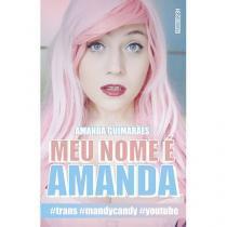 Livro - Meu nome é Amanda -