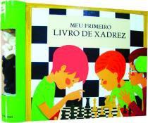 Livro - Meu primeiro livro de xadrez -