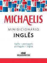 Livro - Michaelis minidicionário inglês -