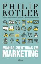 Livro - Minhas aventuras em Marketing -