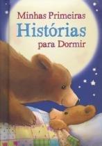 Livro - Minhas primeiras histórias para dormir -