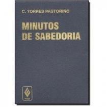 Livro - Minutos de sabedoria - capa plástica -