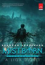 Livro - Mistborn Segunda Era - A liga da lei -