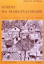 Livro - Mito da marginalidade -