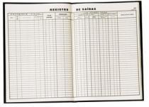 Livro Modelo 2a Saida Icms 50f 12112 Tilibra - 953132
