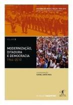 Livro - Modernização, ditadura e democracia: 1964-2010 -