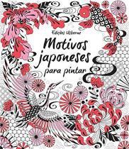 Livro - Motivos japoneses para pintar -