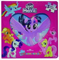 Livro - My Little Pony -