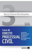 Livro - Novo curso de Direito Processual Civil - 12ª edição de 2019 -
