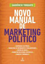 Livro - Novo manual de marketing político -