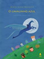 Livro - O cavalinho azul -