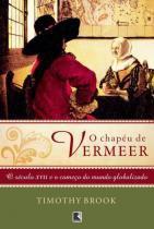 Livro - O chapéu de Vermeer -
