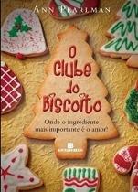 Livro - O clube do biscoito -