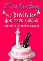 Livro - O divórcio dos meus sonhos -