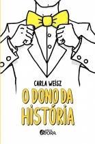 Livro - O dono da história -