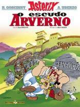 Livro - O escudo arverno (Nº 11) -