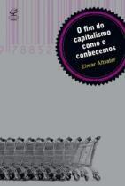 Livro - O fim do capitalismo como o conhecemos -