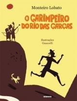 Livro - O garimpeiro do Rio das Garças -