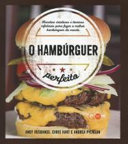 Livro - O hambúrguer perfeito -