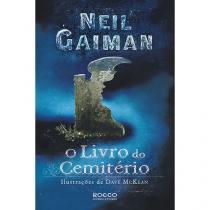 Livro - O livro do cemitério -