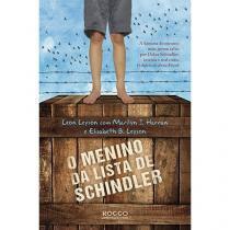 Livro - O menino da lista de Schindler -