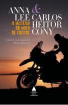 Livro - O Mistério da moto de cristal -