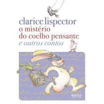 Livro - O mistério do coelho pensante -