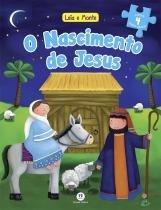 Livro - O nascimento de Jesus -