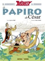 Livro - O papiro de César (Nº 36 Asterix) -