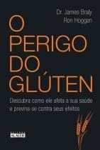 Livro - O perigo do glúten -