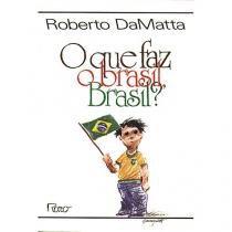 Livro - O Que faz o Brasil, Brasil? -