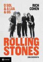 Livro - O sol & a lua & os Rolling Stones -